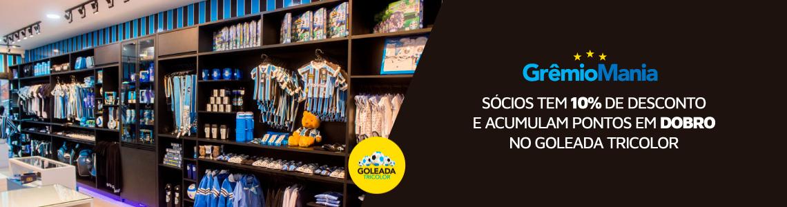 GrêmioMania - A loja oficial do Grêmio